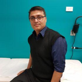 Dr Novin Manshani